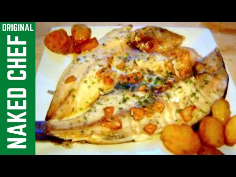 Christmas Fish Recipe How To Cook Sea Bream Mediterranean With Garlic