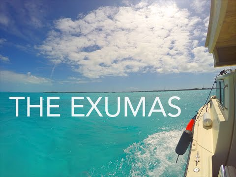 Welcome To The Exuma Cays!