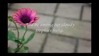 Ode on Melancholy- John Keats