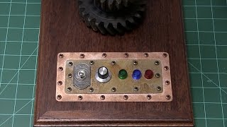 How to Make a Steampunk Lamp