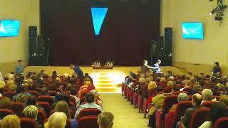 Встреча жителей города Холмск и района с губернатором Сахалинской области В. И. Лимаренко