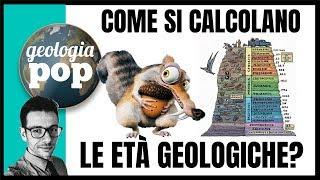 ▶️ LE ERE GEOLOGICHE: COME DIAVOLO LE ABBIAMO RICOSTRUITE? |GeologiaPOP