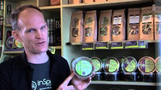 inSpiral Kale Chips - Crowdfunding promo video
