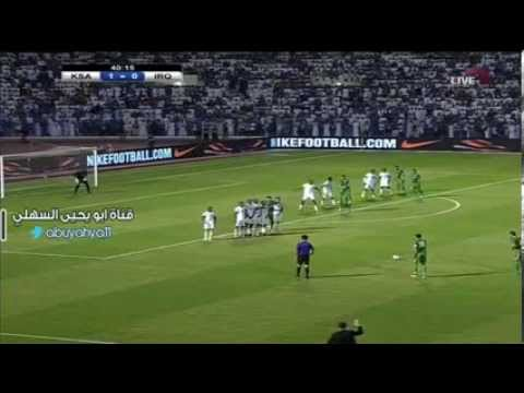 Strangest missed opportunitys - IRAQ vs SAUDI ARABI