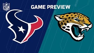 Texans vs. Jaguars (Week 10 Preview) | Around the NFL Podcast | NFL