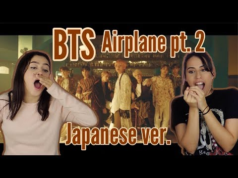BTS AIRPLANE PT. 2 JAPANESE VER. HISPANIC REACTION
