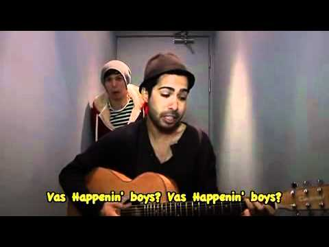 Vas happenin' boys - One Direction song on X Factor