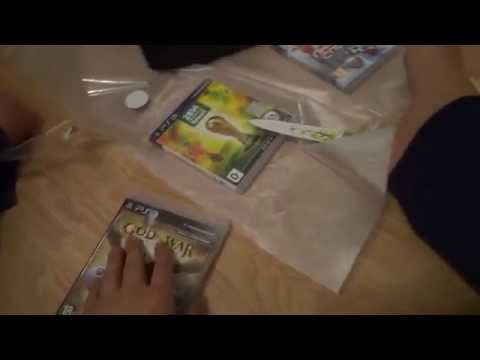 Запуск второй лицензионной игры God Of War: Возрождение на Playstation 3