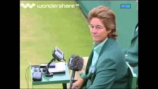 Wimbledon 2005 R3 - Mary Pierce vs. Ana Ivanovic