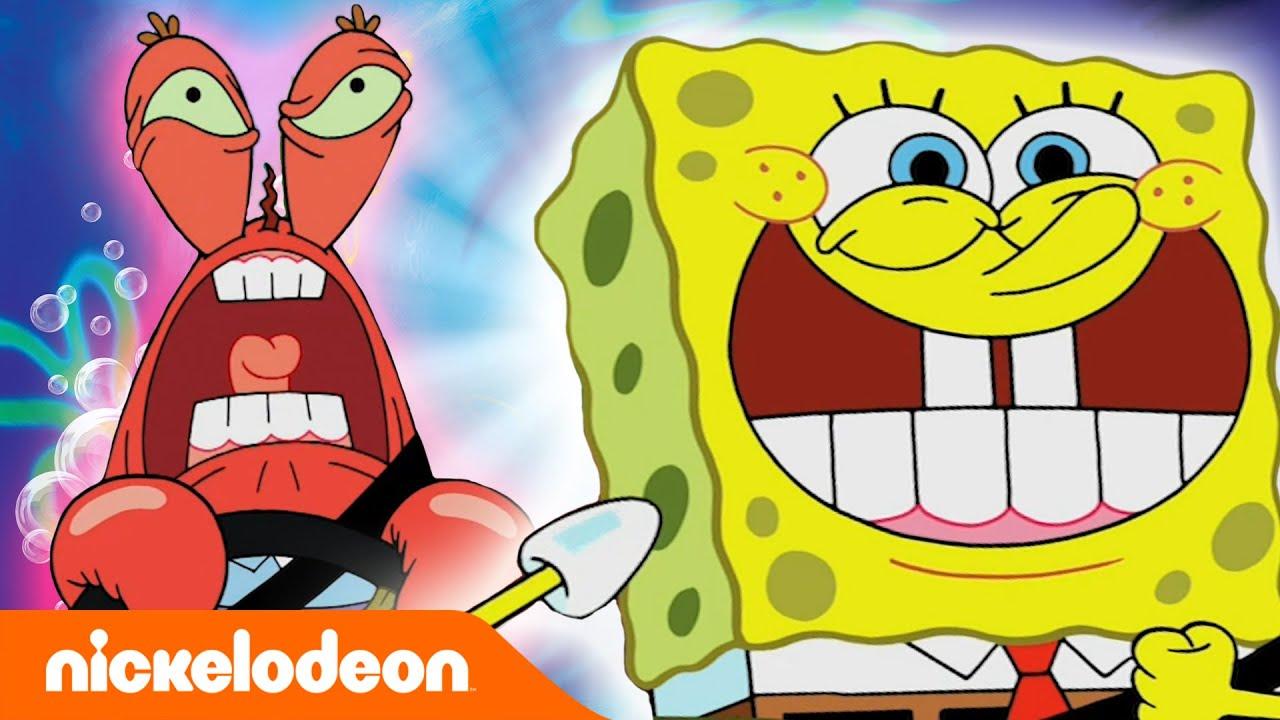 SpongeBob Kanciastoporty | W drogę! | Nickelodeon Polska