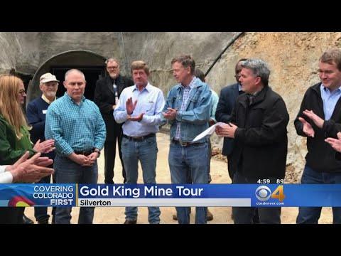 EPA's Scott Pruitt Tours Gold King Mine