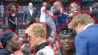 Everything you need to see before the Fight (Jake & Logan vs Ksi & Deji)