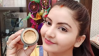Lakme absolute mousse foundation demo | RARA | foundation for oily skin for summers & monsoon |
