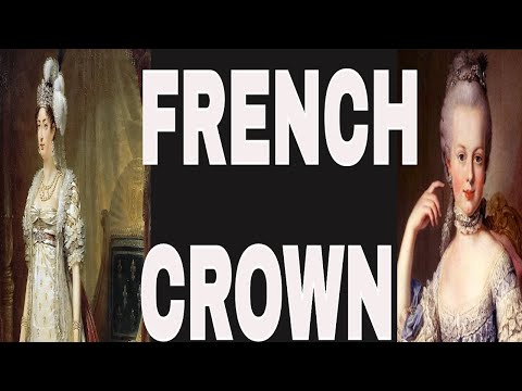 French Crown Jewels - Part 1 - by Peter-John Parisis, G.G.