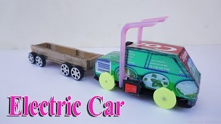 how to Make Truck With Colgate Recycle At Home