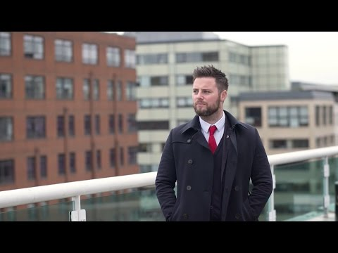 Griffith College MBA in International Business Graduate - Rob Shanahan