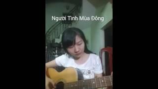 Người Tình Mùa Đông - guitar cover Lê Hương Trà