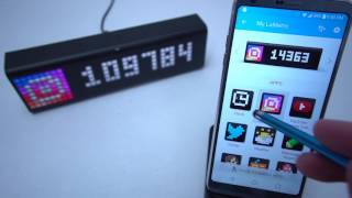 LaMetric Time - Wi-Fi Clock In-Depth Review (Worlds Smartest Clock)