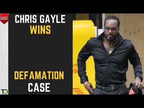 Chris Gayle wins Defamation Suit against Fairfax Media
