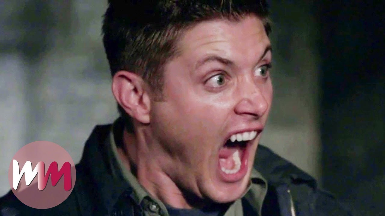 Top 10 Funniest Dean Winchester Moments On Supernatural Youtube