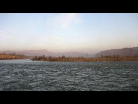 China's Yellow River floods