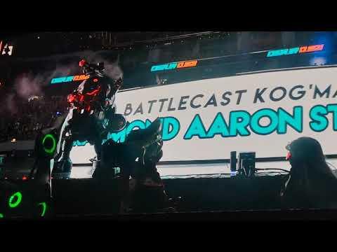 Globe Conquerors Manila 2018 8-19-18 Battlecast Kogmaw