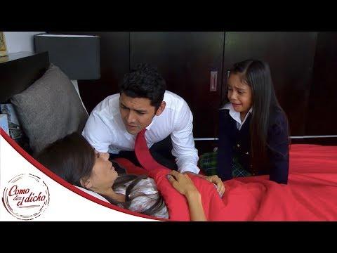 Julián se reencuentra con Viviana   Muchos arroyos...   Como dice el dicho