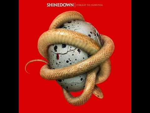 Shinedown [Threat To Survival~Asking For It] Lyric Video