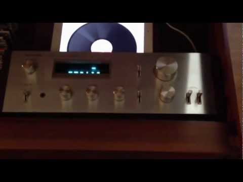 Vintage Console Stereo Project