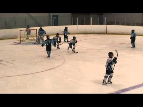 "#12 Goal 20110107 Cumberland Junior Grads 1997 Minor Bantam ""AA"" Hockey Team 2010-11 Season"
