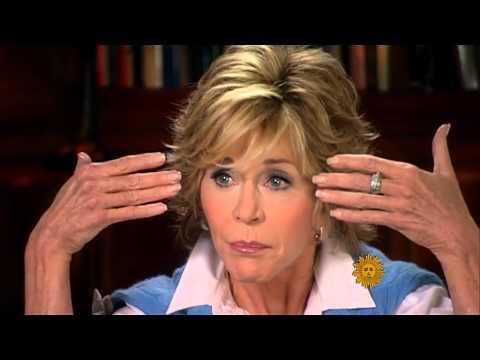 Sunday Profile  Jane Fonda's third act