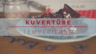 Kuvertüre temperieren | Betty´s Sugar Dreams
