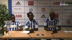 HJK TV: Lehdistötilaisuus HJK - KuPS ja uudet pelaajat