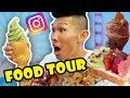 EATING TOUR: Top INSTAGRAM Food Spots In SF || Life After College: Ep. 550