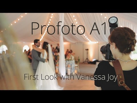PROFOTO A1 | First Look with Vanessa Joy
