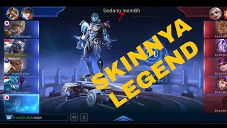 Skin gord legend mantap, mobile legend