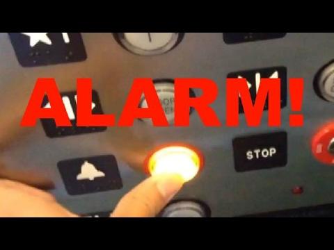 Elevator Alarm Bell Compilation