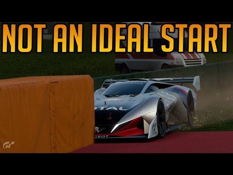 Gran Turismo Sport: Not An Ideal Start To a Race thumbnail