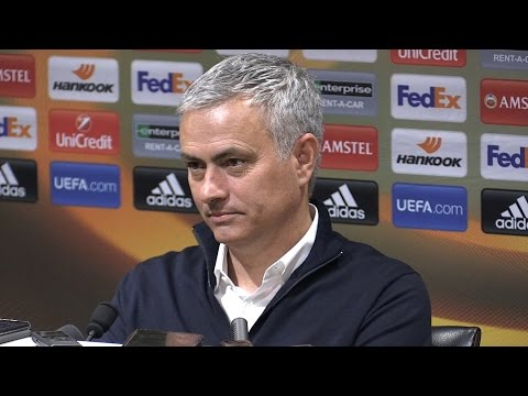 Jose Mourinho Full Pre-Match Press Conference - Burnley v Manchester United