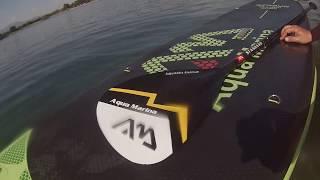 Video Stand Up Paddle Board  Aqua Marina Breeze download MP3, 3GP, MP4, WEBM, AVI, FLV Oktober 2018