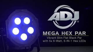 ADJ Mega Hex Par