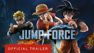 Jump Force Deluxe Edition - Nintendo Switch Trailer