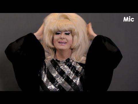 Lady Bunny drag queen dishes on Milk and fan critiques in new interview