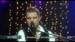 Ott Lepland - Kuula [ETV LIVE 2011]
