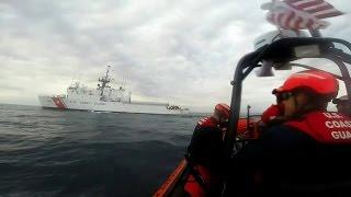 Coast Guard Cutter Campbell - 2014 Patrols