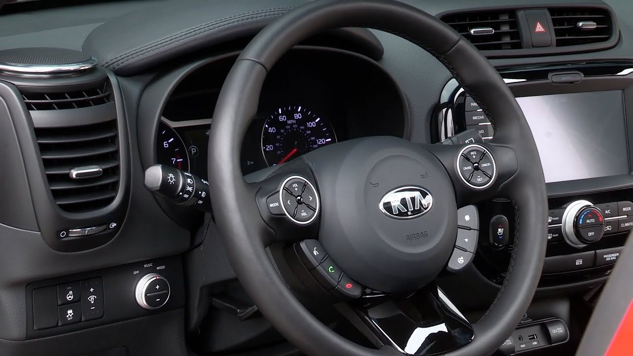 2014 Kia Soul   INTERIOR   YouTube