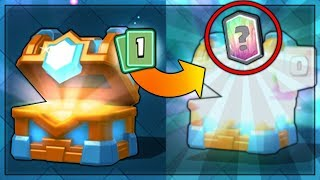 WE GOT IT!? RARE MAX CLAN CHEST LEGENDARY OPENING! | Clash Royale | x3 CLAN CHEST OPENING!