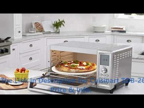 Kind Cuisinart TOB-260N1 Reviews By minba