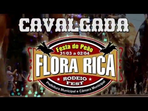 Cavalgada de Flora Rica 2016
