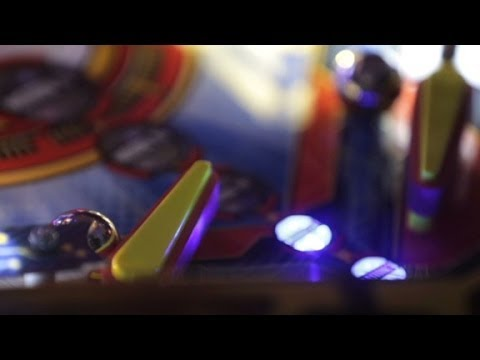 Meet the best pinball player in the world